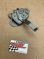 Mopar A Body 1967 Plymouth Hood Latch Release Lever 67 Valiant One Year Only