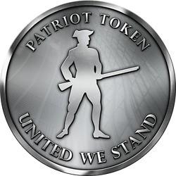 CRYPTOCURRENCY BUSINESS WITH 500 MILLION TRUST WALLET LISTED PATRIOT TOKENS