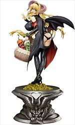 New Orchid Seed The Seven Deadly Sins Mammon Statue Of Greed 1/8 Pvc Figure