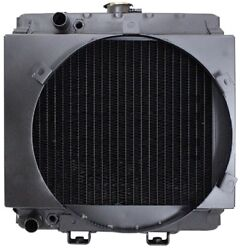 New Radiator For Coleman Engineering / Terex Heavy Duty Portable Light Tower