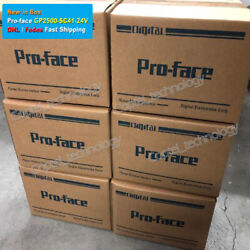Genuine New In Box Touch Panel For Pro-face Gp2500-sc41-24v Dhl Fedex Shipping