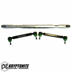 Kryptonite Ss Series Center Link Tie Rod Package For 01-10 Chevy Gmc 2500 3500