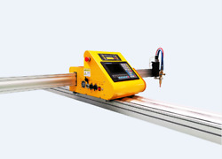 Portable Cnc Plasma Flame Cutter  1500 X 3000mm metal Process Widely marketable