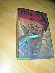 Harry Potter And The Chamber Of Secrets. No 2. Rare. Spelling Error