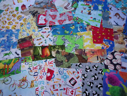 I Spy 40 Charm Pack 5 Inch Squares Bright Kids Novelty Prints Quilt Store Fabric