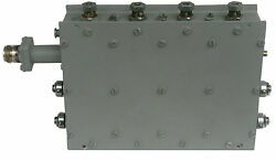 Tuneable Uhf Filter Superselective, Uhf Filter For Professional Purpose