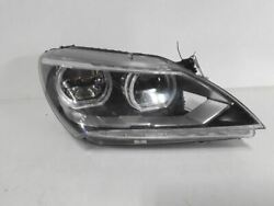 Passenger Headlight LED Adaptive Headlamp Control Fits 12-15 BMW 640i 6034