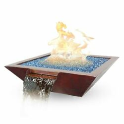 Cabana Fire/Water Bowl - Choose Configurations