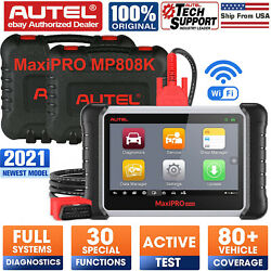 Autel MaxiPRO MP808K Diagnostic Tool OBD2 Code Reader Scanner ABS SRS EPB Engine