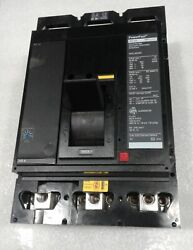 Mgl36300 Square D Circuit Breaker 300amp 3pole 600v Powerpact New