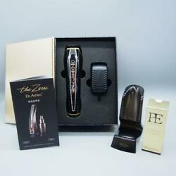 Facial Masager Dr.arrivo The Zeus Ver. Ultra Pulse Black With Lotion