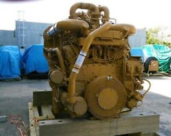 CAT 3412E Diesel Engine 2500HP. All Complete and Run Tested.