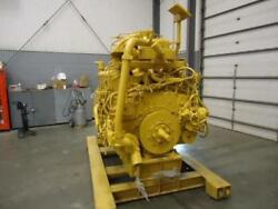 CAT 3512B Diesel Engine 1450 HP.  All Complete and Run Tested.