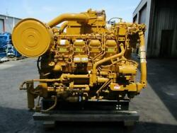 CAT 3508 Diesel Engine 800HP All Complete and Run Tested.