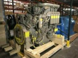 2014 Cummins QST30 Diesel Engine 1498HP. All Complete and Run Tested.