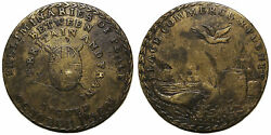 Uk 1801 Preliminaries Of Peace Of Amiens Peace Commerce And Plenty Token Kettle