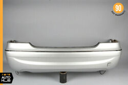 00-06 Mercedes W215 Cl600 Cl55 Amg Sport Rear Bumper Cover Assembly Silver Oem