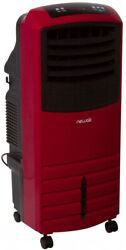 NewAir 3 Speed Red Portable Evaporative Cooler for 300 sq. ft Hot Dry Climate