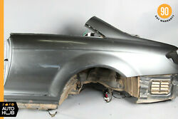 07-14 Mercedes W216 CL550 CL63 AMG Rear Left Driver Side Quarter Panel OEM