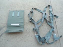 Us Military Personnel Parachute Harness New