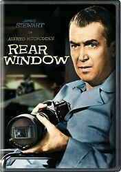 Rear Window DVD James Stewart NEW $7.99