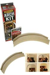 2-pack Uak13 13 Prefabricated Framing Arch Kit Doorway Square Moulding Rot