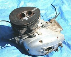 1967 Sears 250 Puch Twingle Model 810 Oem Engine Partand039s Only