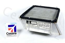 Cessna Filter Aircraft Dry Air Cleaner C294510-0301 New P10 6150 Vintage Part