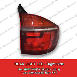 Rear Light Right Lamp LED BMW X5 E70 (2010 - 2013) TYC