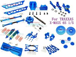 GPM Aluminum Parts Accessories For 15 Traxxas X-MAXX 6S 8S Chassis Rc Car