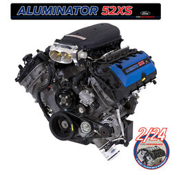 Ford Performance 580 Hp Shelby Gt350 5.2 Aluminator Xs Crate Engine M-6007-a52xs