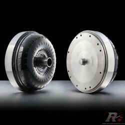 Revmax Stage 5 Triple Disc Torque Converter For 1996-1998 Ford 7.3l Diesel E4od