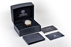 Citizen Signature /automatic Movement/new Issue/box And Papers