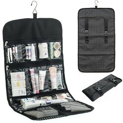 Hanging Toiletry Bag for Women Extra Large Cosmetic and Makeup Travel Organizer $25.99