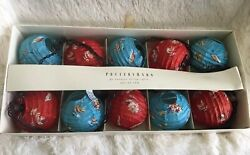 Pottery Barn Go Bananas Turquoise Red Indoor Outdoor String Lights Dorm Room