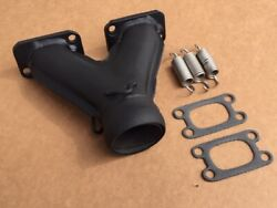 Rotax 447 377 Straight 7 Exhaust Manifold Ypipe Header Ultralight Aircraft Ul