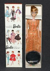 Barbie 1960and039s Dressed Box Japanese Market Exclusive 0946 Dinner At Eight