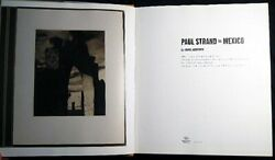 2012 Paul Strand Mexico Hardcover 1st English Ed. + With Dvd Still Unopened
