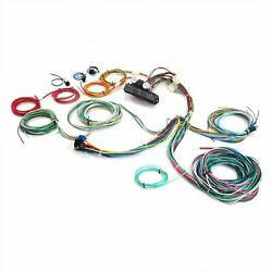 Auto Wire Harness Re-wiring Kit For Any 80-86 Ford Truck 12v American Standard