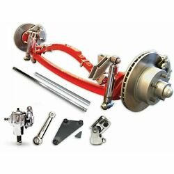 1942 - 1948 Ford Super Deluxe Solid Axle Kit Vpaibafexc Vintage Parts Usa Truck