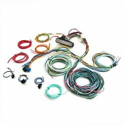 Ultimate 15 Fuse 12v Conversion Wiring Harness 31 1931 Model A Cabriolet