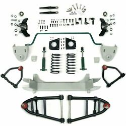 Mustang Ii 2 Ifs Front End For 48-56 F1 F100 Ford Truck W Shocks Springs Swaybar