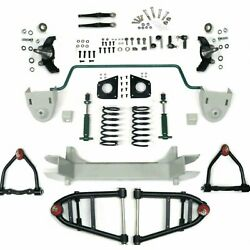 Mustang Ii 2 Ifs Front End Kit For 60-66 Chevy Truck Stage 2 Standard Spindle
