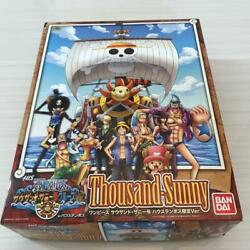 One Piece Thousand Sunny Plastic Model Huis Ten Bosch Limited Assembly Figure Jp