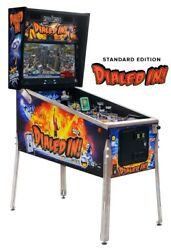 Dialed In Standard  Edition Pinball Machine Jersey Jack Ships Today!