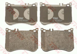 FRONT Brake Pads For Mercedes-Benz S SL W222 R231 A217 C217 TRW GDB2019