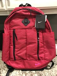 Nike Auralux backpack for gym or School- New With tags