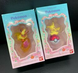 Pokemon Twinkie Dolly 2set Free Shipping From Japan