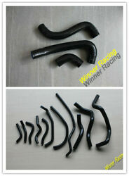 14 Pcs Silicone Hose For Toyota Yaris/vitz/echo/will Ncp10-ncp85 1.3/1.5 99-05