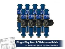 Fic High Impedance 1650cc Fuel Injectors For 85-03 Ford F150 93-95 Lightning
